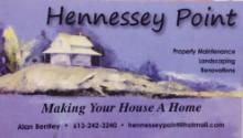 Hennessey Point