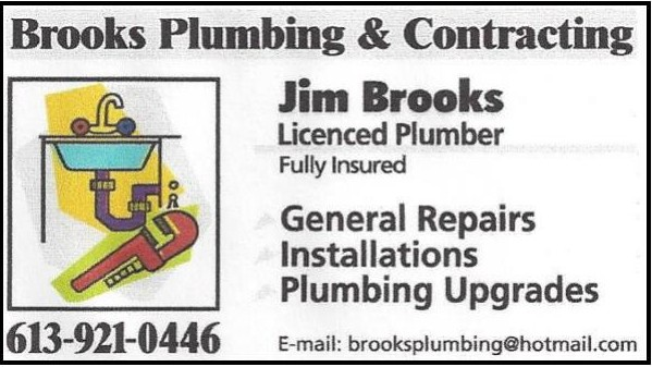 Brook's Plumbing & Contracting