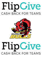 Support our team using FLIPGIVE